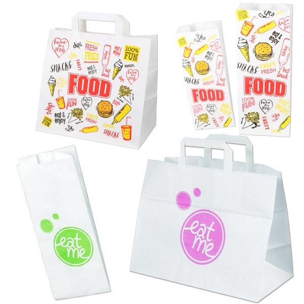 Snack-Linie Eat Me & Fast Food