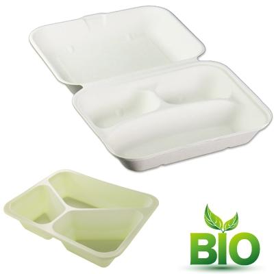 BIO Mahlzeitverpackungen