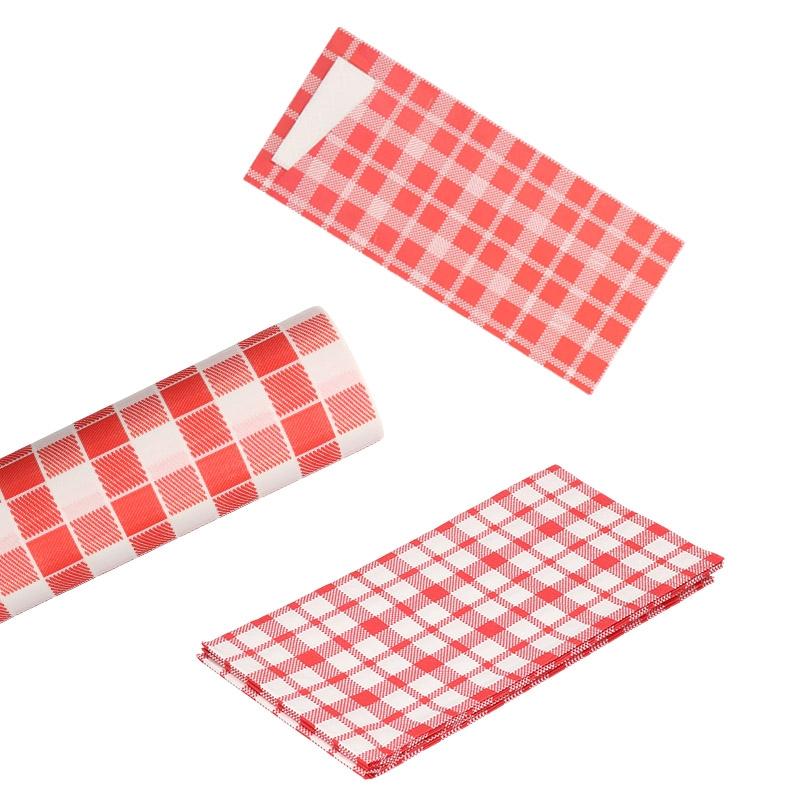 Boerenbont Linie Tischbekleidung