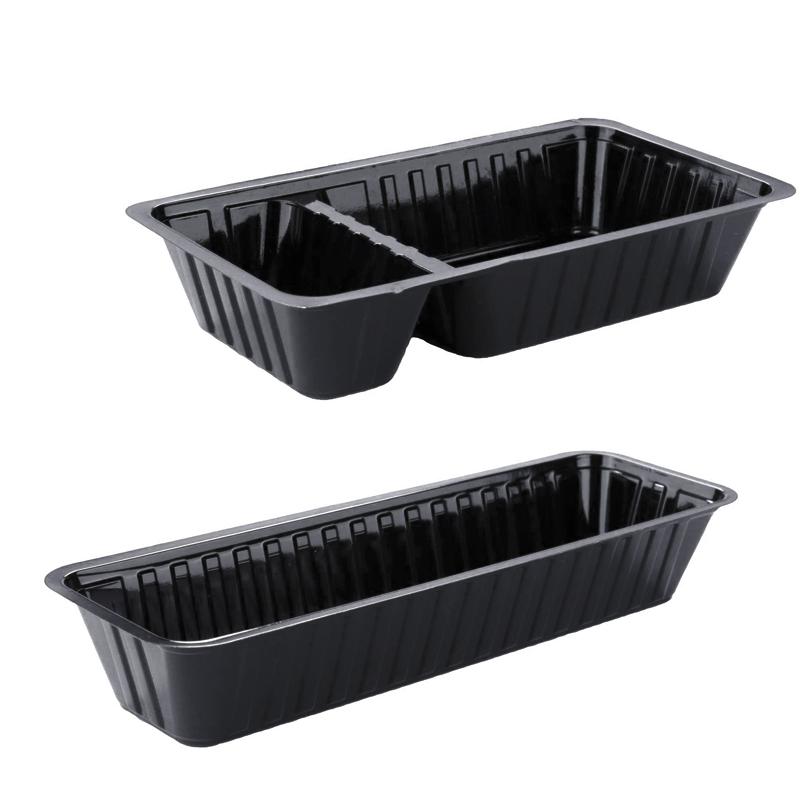 Pommesschütten Schwarz