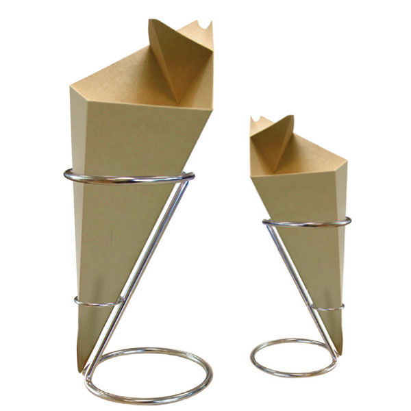 Spitztüten aus Papier und Pappe