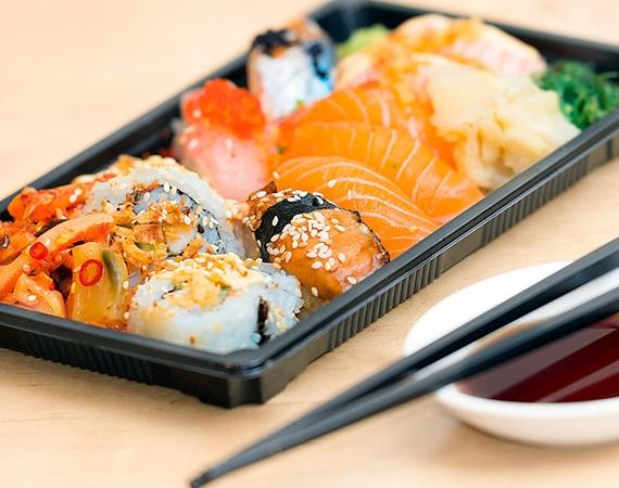 Packen Sie Ihre Sushi-Kreationen auf fantastische Weise!
