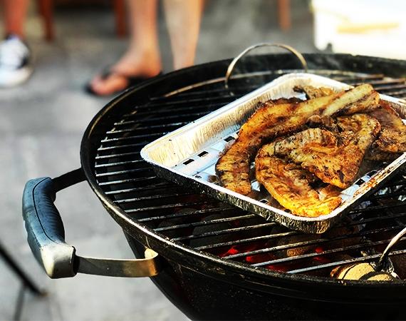 La saison du barbecue a commencé!