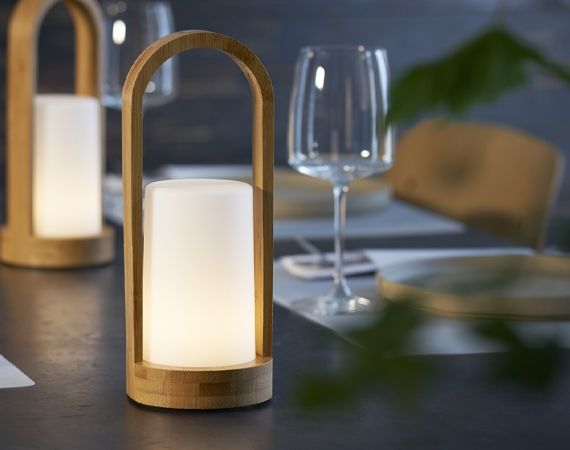 Bougies LED et Bougeoirs pour créer l'ambiance parfaite!