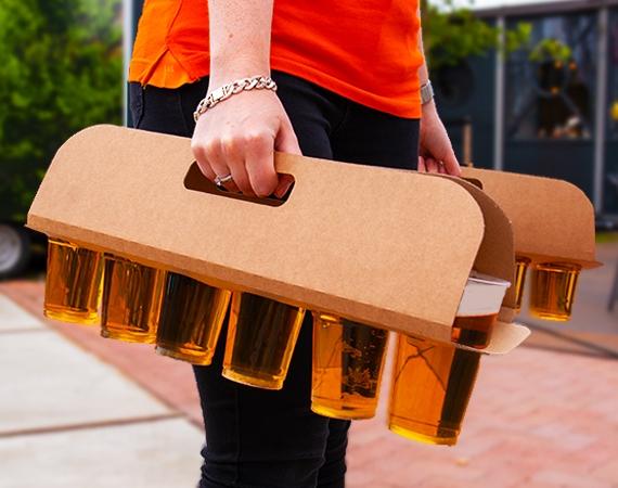Sac à bières! Le sac à bières idéal pour tous