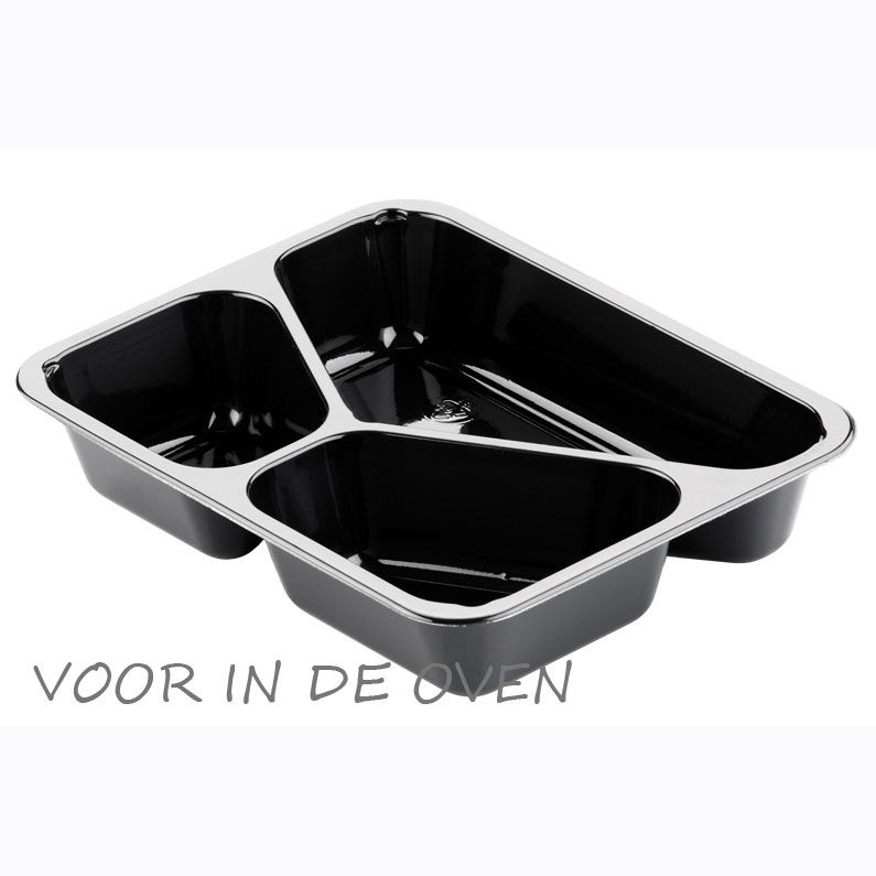 Ready Meal Trays (up to 220 ºC)