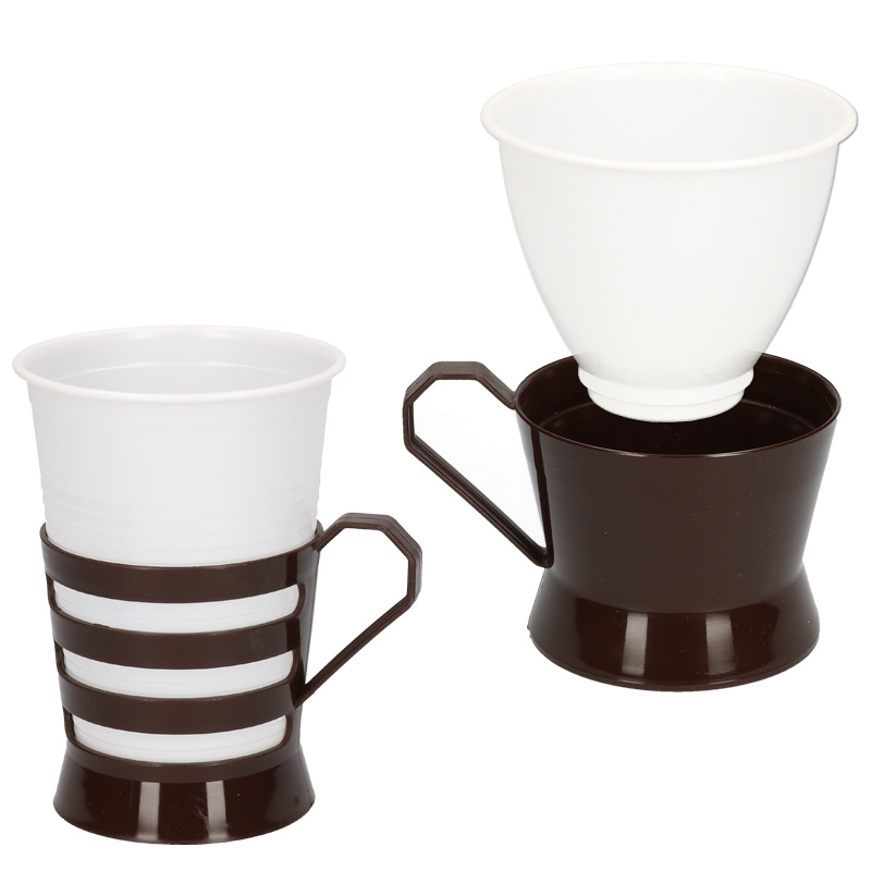 Cupholders and cups