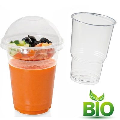 BIO Clear Cups & Glasses