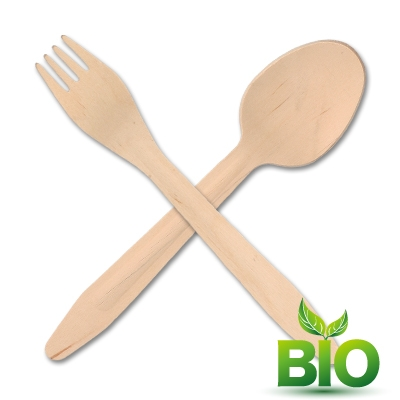 BIO Cutlery & Skewers