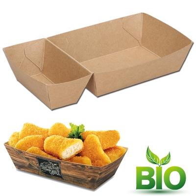 BIO Cardboard Trays