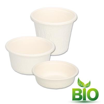 BIO Sauce Cups & Lids