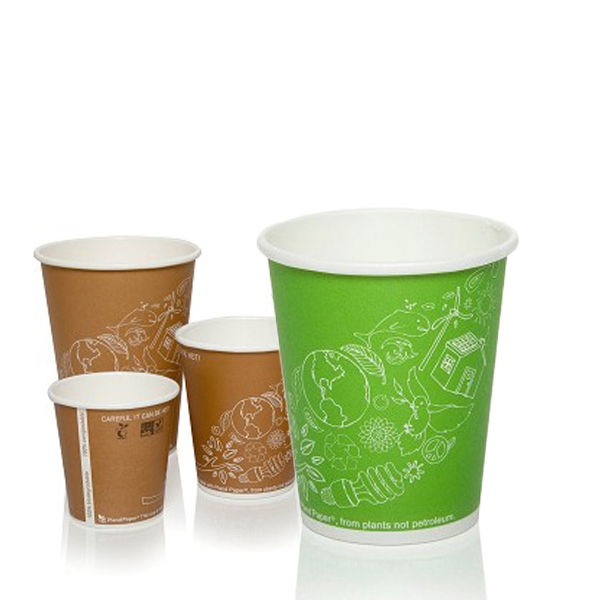 BIO paper cups (biodegradable)