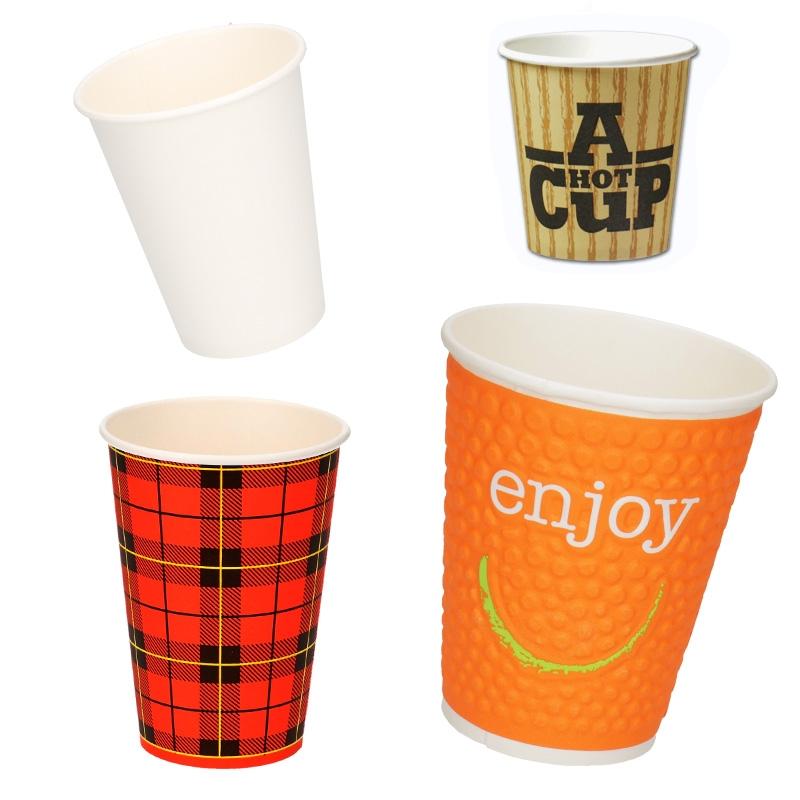 Gobelets à café en carton