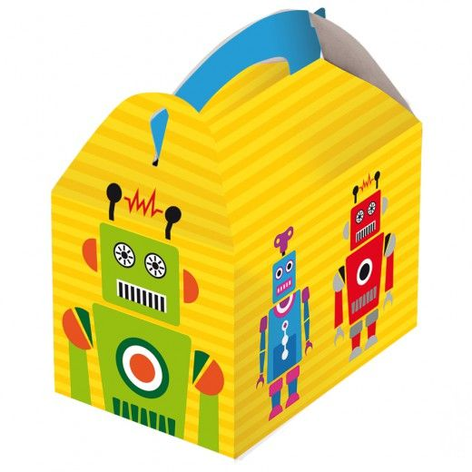 Children meal boxes