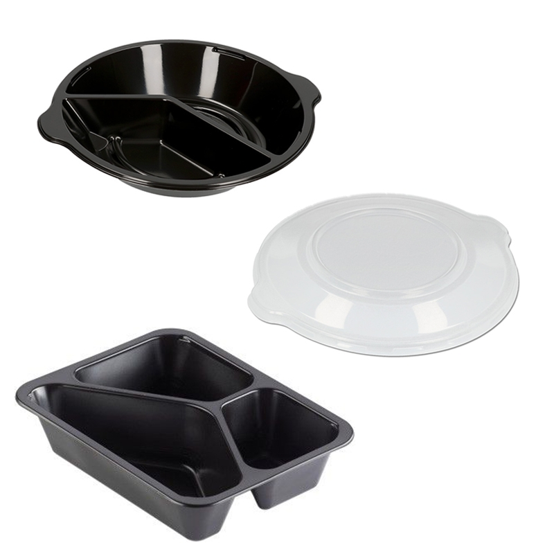 Ready Meal Trays (up to 125 ºC)