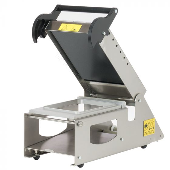 Top sealing machine Duni DF10 for ready meal trays