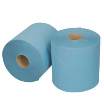 Wiper Midi Centerfeed 1 ply 300m Blue