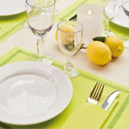 Placemats Budget with your logo!