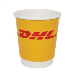 Double wall paper cups printed with your logo!