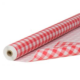 Damast paper table roll Brabant farmhouse 1.20x50m