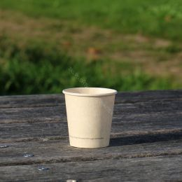 BIO Coffee Cups sugarcane bagasse 120ml 4oz