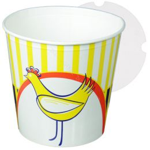 Chicken Bucket with lid 170oz 5400ml