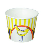 Chicken Bucket with lid 150oz 4500ml