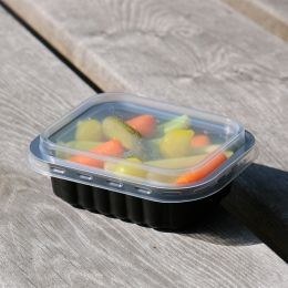 Lid for side dish trays 138x114mm clear