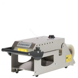 Top seal machine DF10 Stainless steel basic for meal trays