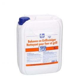 Dr. Becher Grill & Oven Cleaner Jerrycan 5 Liter