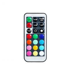Extra Remote Control for LED Candle rechargeable Multi Colour