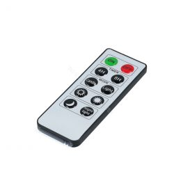 Extra Remote Control for LED Candles rechargeable Warm White