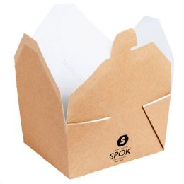 Oriental meal boxes printed with your logo!