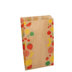 Fruit bags 0,5 kilo 14+9x22cm kraft