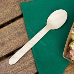 BIO Wooden spoon 160mm