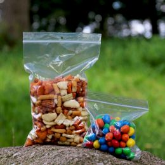 Ziplock bags 10x15cm-50mu transparent