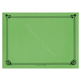 Placemats Green