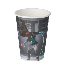 Paper Cups within 21 days printed with your logo!
