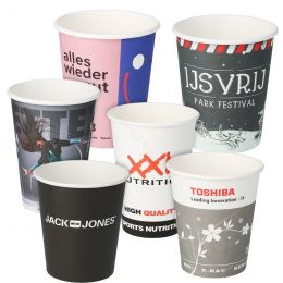 Paper Cups printed with your logo!
