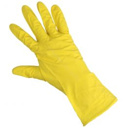Household gloves Yellow M
