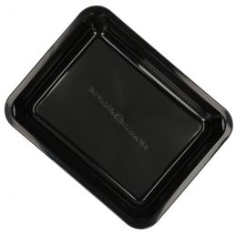 Meal tray 1 compartment MW10/42 black