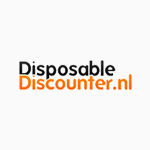 Dinner tray ToGo 2 compartments 240x150x40mm black