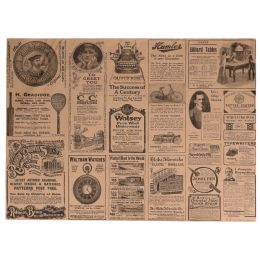 Paper Placemats News Paper Times