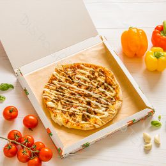 Pizza boxes Pizza Chef 32x32x3cm