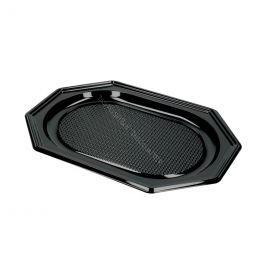 Catering trays octagonal 35 cm (small)
