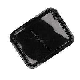 Trays H320 PP injection moulded 308x240x22mm black