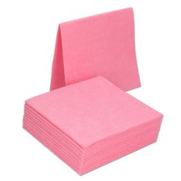 Cleaning cloths HACCP non-woven Rose