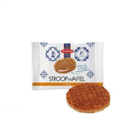 Daelmans Mini Caramel Stroopwafels single wrapped