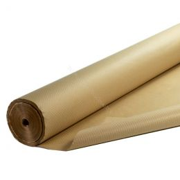 Damask paper table roll Recycled kraft 1.20x100m