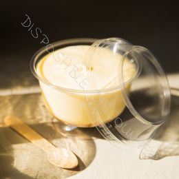Lid for 150ml dessert cup